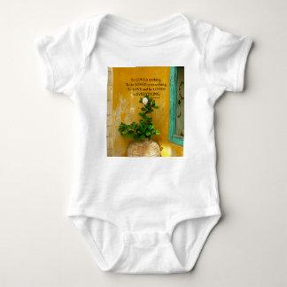 Body Para Bebé proverbio del Griego de la cita del amor del