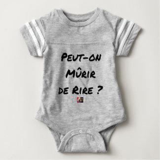 Body Para Bebé ¿PUEDE MADURARSE DE REIR? - Juegos de palabras