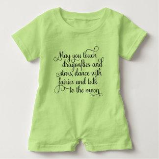 Body Para Bebé Puede usted bailar con la bendición irlandesa de
