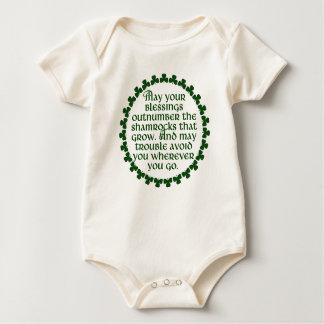Body Para Bebé Pueden sus bendiciones exceder en número los