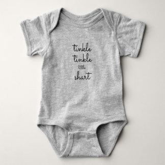 Body Para Bebé Puente de bebé de Shart del tintineo