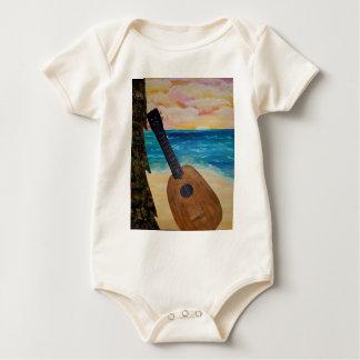 Body Para Bebé puesta del sol de Hawaii
