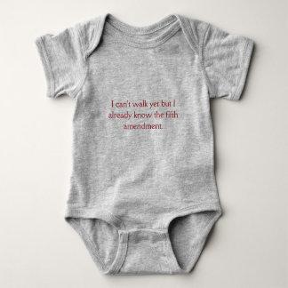 Body Para Bebé Quinta enmienda
