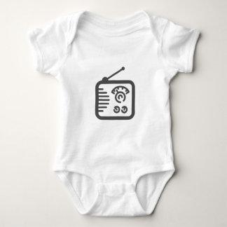 Body Para Bebé Radio