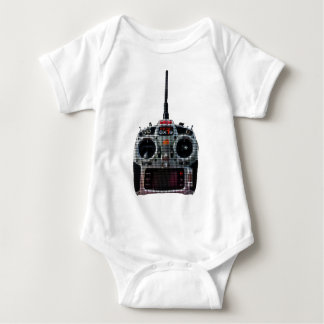 Body Para Bebé Radio de Spektrum RC de los puntos