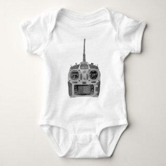 Body Para Bebé Radio de Spektrum RC del bosquejo del lápiz