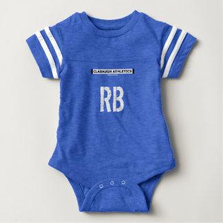 Body Para Bebé RB del atletismo de Clabaugh