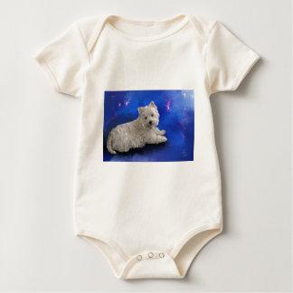 Body Para Bebé Reclinación de Westie
