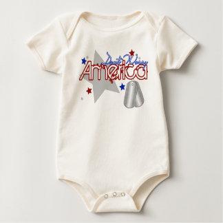 Body Para Bebé Recogida del Amy h.