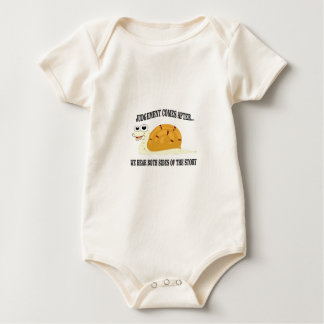 Body Para Bebé redúzcase al juicio