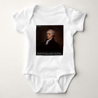 Body Para Bebé Regalos de Alexander Hamilton