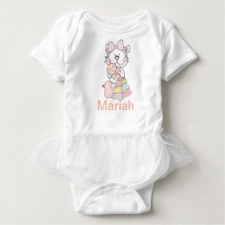 Body Para Bebé Regalos personalizados del bebé de Mariah