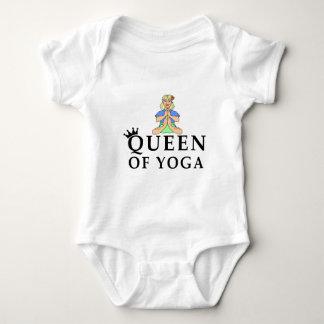 Body Para Bebé reina de la yoga