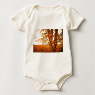 Body Para Bebé Reserva del nacional de los prados del árbol de la