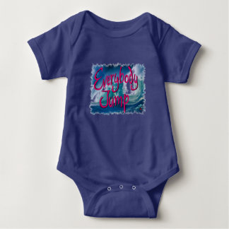 Body Para Bebé Resolución 2017: Bebé todos salto