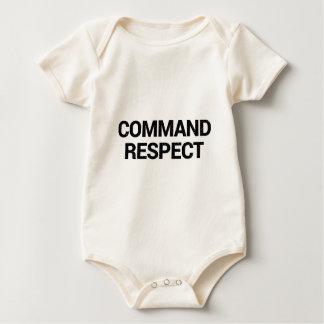 Body Para Bebé Respecto del comando