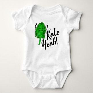 Body Para Bebé ¡Retruécano positivo de la col rizada - col rizada
