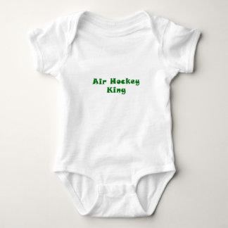 Body Para Bebé Rey del hockey del aire