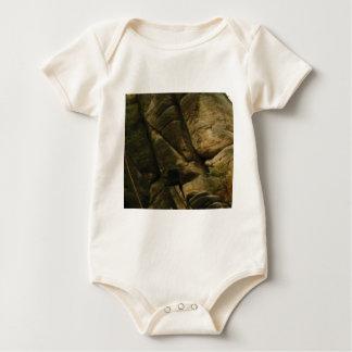 Body Para Bebé rocas grises del estruendo
