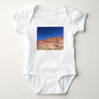 Body Para Bebé Rocas rojas y cielos azules