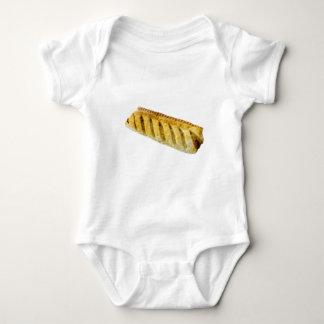 Body Para Bebé Rollo de salchicha
