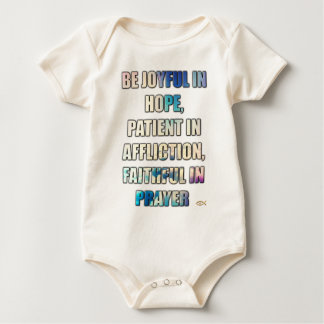 Body Para Bebé Romanos 12