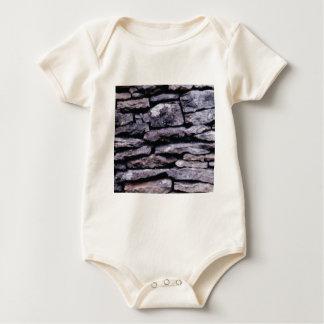 Body Para Bebé rompecabezas de la roca