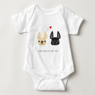 Body Para Bebé Ropa del dogo francés