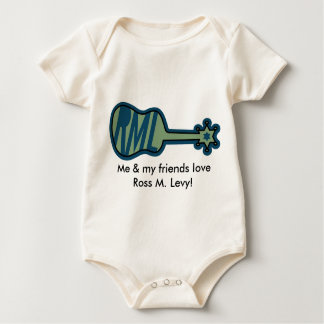 Body Para Bebé Ross M. Levy Baby