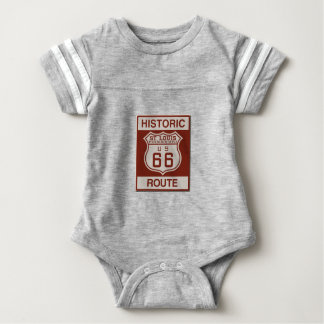 Body Para Bebé Ruta 66 de St. Louis