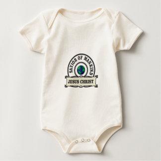 Body Para Bebé salvador de Cristo de toda la humanidad
