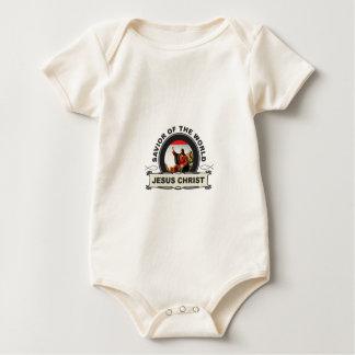Body Para Bebé salvador del jc del mundo