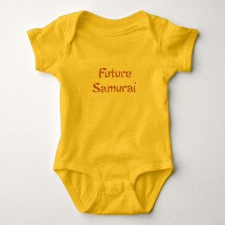 Body Para Bebé Samurai futuro