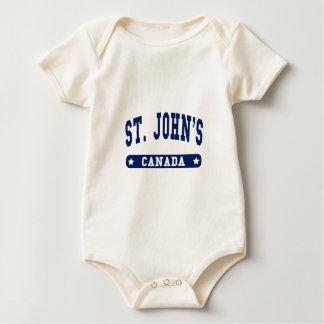 Body Para Bebé San Juan