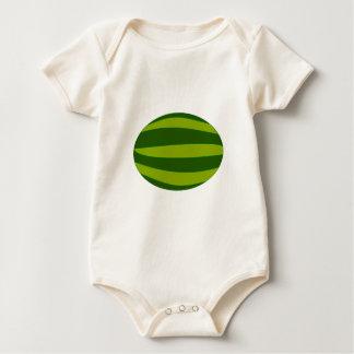 Body Para Bebé Sandía madura