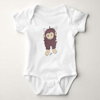 Body Para Bebé sasquatch