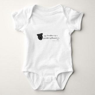 Body Para Bebé schnauzer miniatura
