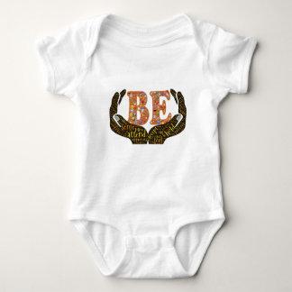 Body Para Bebé Sea positivo