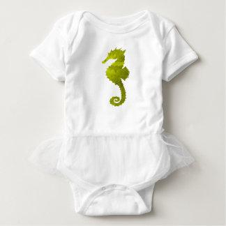 Body Para Bebé Seahorse