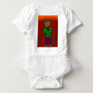 Body Para Bebé Señor Sophisticate
