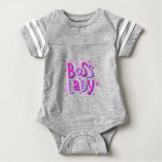 Body Para Bebé Señora de Boss