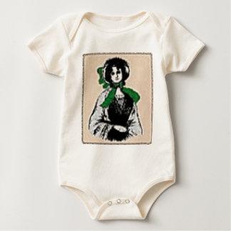 Body Para Bebé Señora pionera