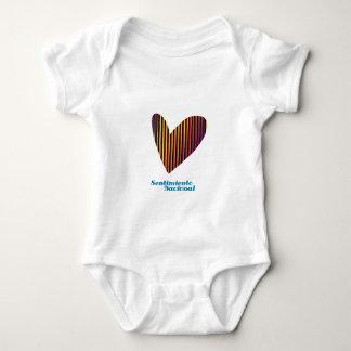 Body Para Bebé Sentimiento Nacional Venezuela