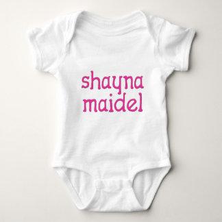 Body Para Bebé Shayna Maidel