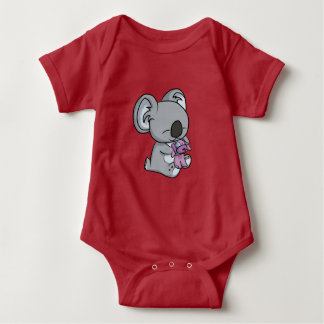 Body Para Bebé ¡Snuggles dulces! Koala