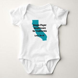 Body Para Bebé Sola atención sanitaria del pagador para