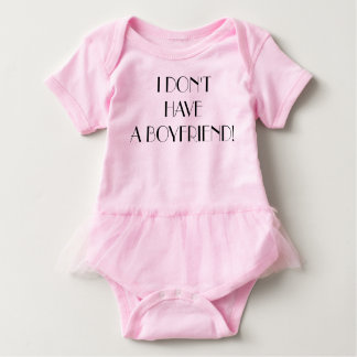 Body Para Bebé Sola señora