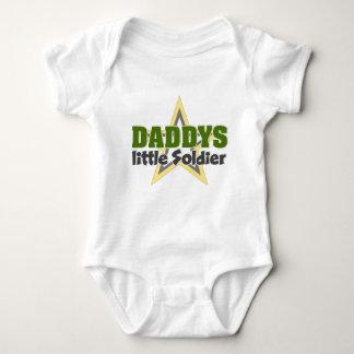 Body Para Bebé Soldado del lil de Daddys