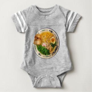 Body Para Bebé Sopa de fideos de los Ramen del cerdo