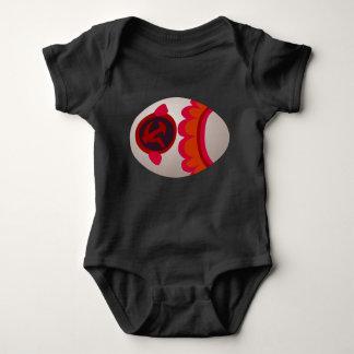 Body Para Bebé Soviet del huevo de la comida de la interferencia